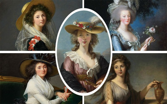 เอลีซาแบ็ต หลุยส์ วีเฌ เลอเบริง จิตรกรผู้หญิงที่เขียนภาพเหมือนผู้หญิงได้สวยที่สุด