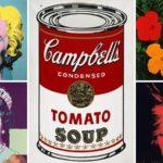 แอนดี วอร์ฮอล เจ้าพ่อป๊อปอาร์ตผู้เขียนภาพสุดดัง Campbell's Soup Cans