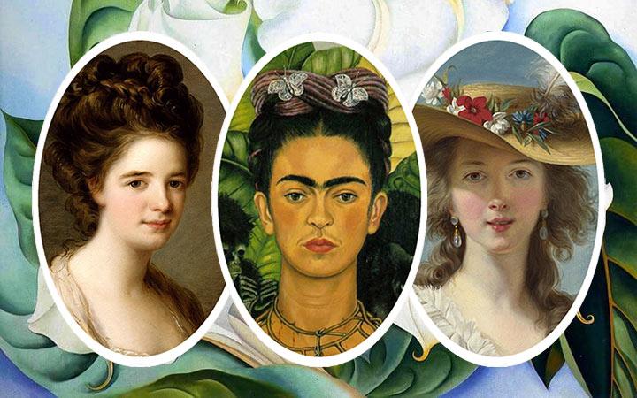 10 สุดยอดศิลปินหญิง/จิตรกรหญิงของโลกกับ 10 ผลงานชิ้นเอก