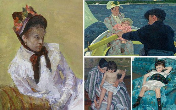 แมรี เคแซต จิตรกรหญิงผู้โดดเด่นแห่งลัทธิอิมเพรสชันนิสม์