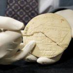พบการประยุกต์ใช้เรขาคณิตเก่าแก่ที่สุดในโลกจากแผ่นจารึกอายุ 3,700 ปี