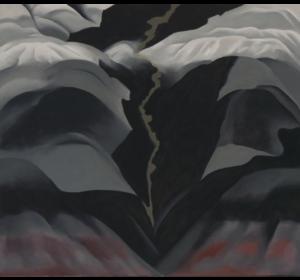 Black Place III, 1944