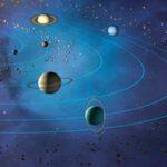 ทำไมดาวเคราะห์ทุกดวงในระบบสุริยะโคจรในระนาบเดียวกันและไปในทิศทางเดียวกัน
